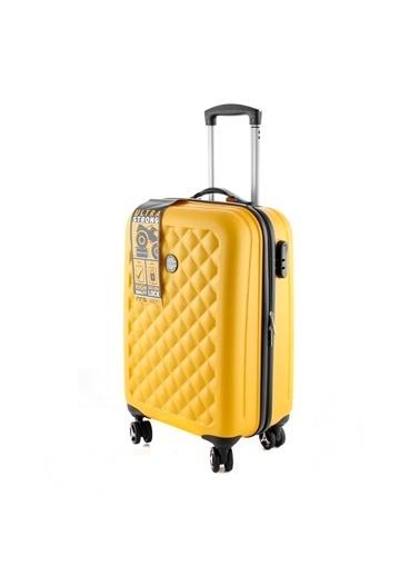 Ccs Valiz Sarı